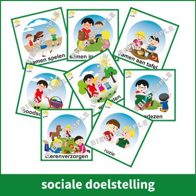 sociale doelstelling